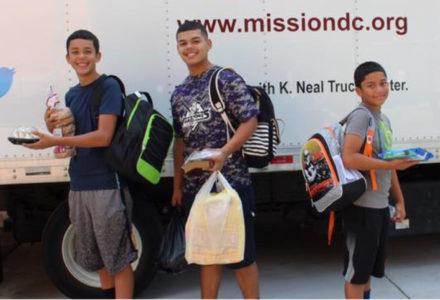 Family Ministry Center Volunteer Opportunities