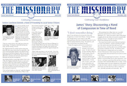 Newsletters 2006