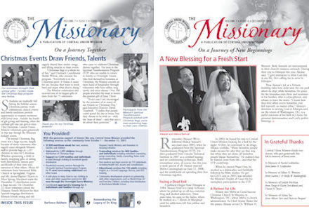 Newsletters 2008
