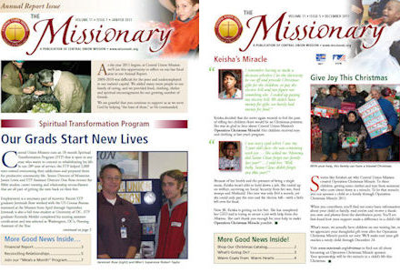 Newsletters 2011