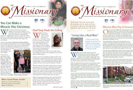 Newsletters 2012