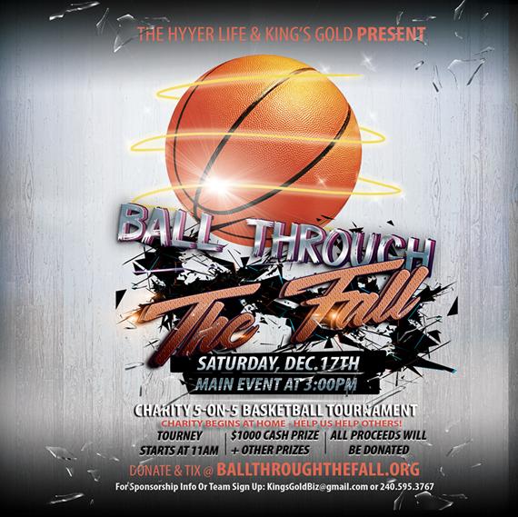 Ball Through the Fall Charity Tournament