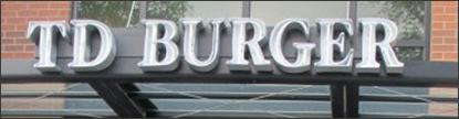 TD Burger