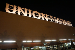 Union Market at night