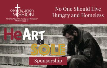 HeArt & Sole Sponsorship