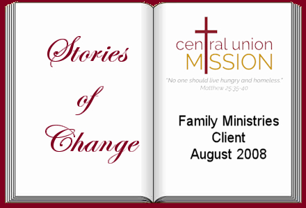 Family Ministries Client, August 2008