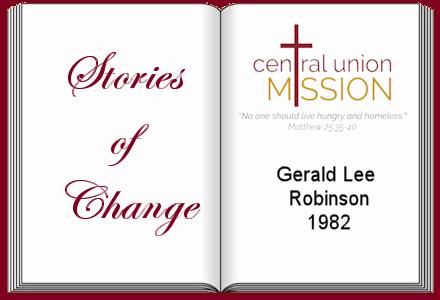 Gerald Lee Robinson, 1982