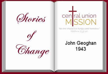 John Geoghan, 1943