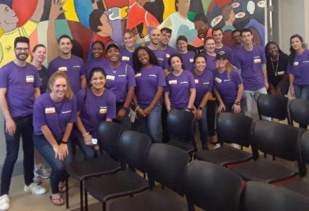 Volunteer (Large Groups)