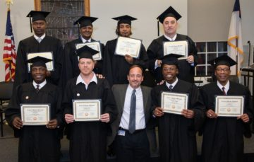 Restoration and Transformation Program Graduation