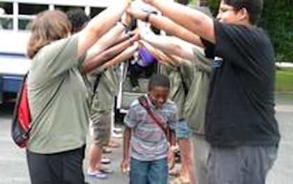 Sponsor a Child for Camp