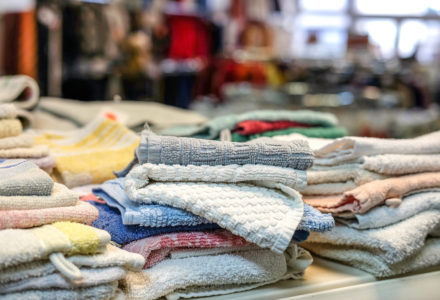 Linen and Towel Drive