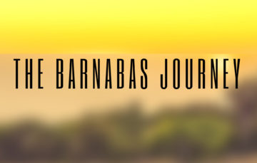 Barnabas Journey (Alumni/Aftercare)