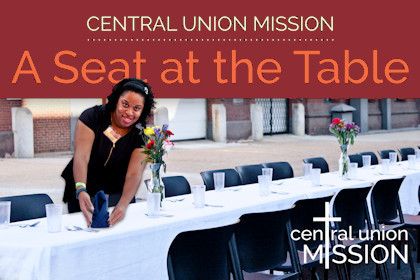 Volunteer to be a Mission Ambassador for A Seat at the Table
